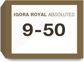Igora Absolutes  9-50