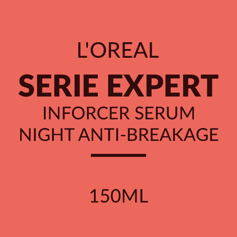 L'OREAL SERIE EXPERT INFORCER SERUM NIGHT ANTI-BREAKAGE (150ML)