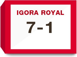 Igora Royal  7-1