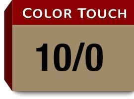 Color Touch Pure Naturals 10/0