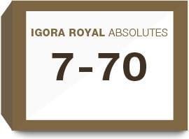 Igora Absolutes  7-70