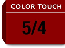 Color Touch Vibrant Reds 5/4