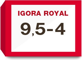 Igora Royal  9,5-4