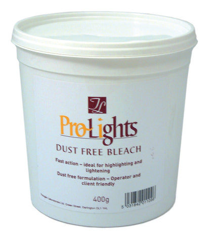 Tricogen Prolights Dust Free Bleach 400G