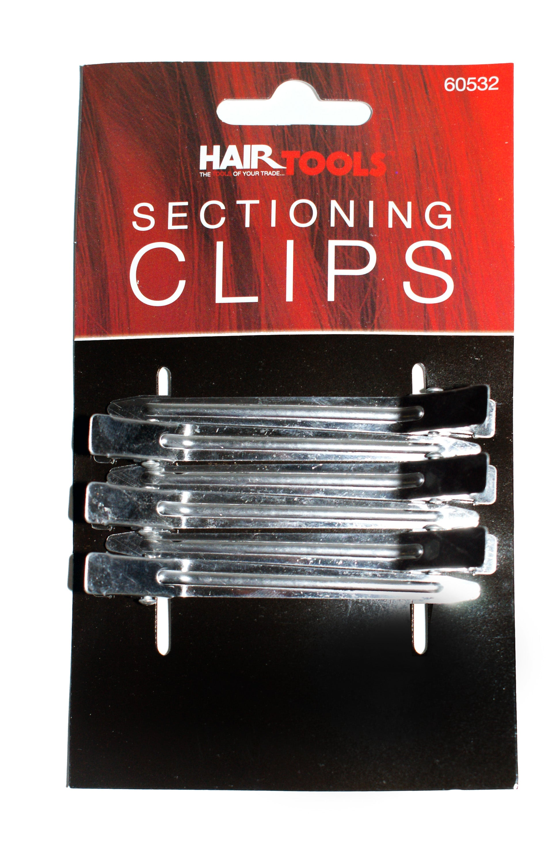 Section Clips (Card Of 6)