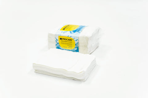 PROCARE Disposable White Towels  40cm x 80cm (50 nos)