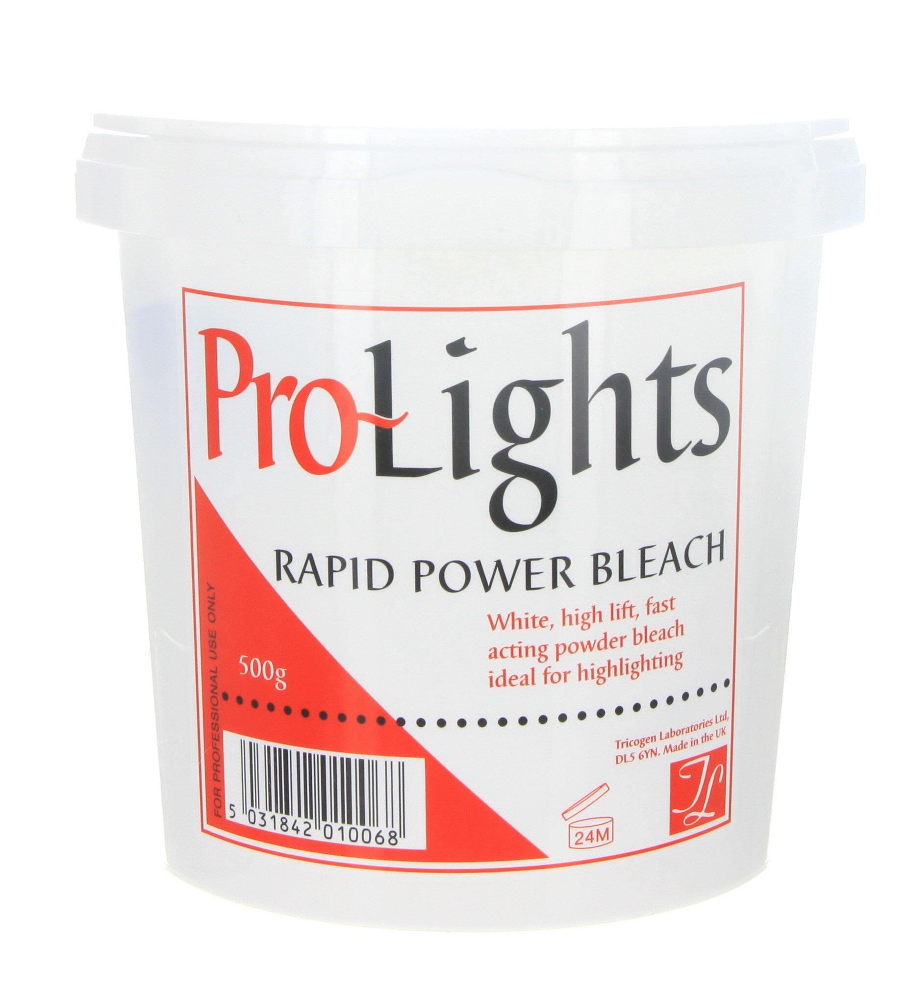 Tricogen Prolights White Bleach 500G