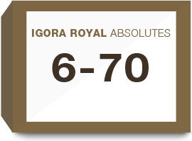 Igora Absolutes  6-70