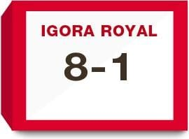 Igora Royal  8-1