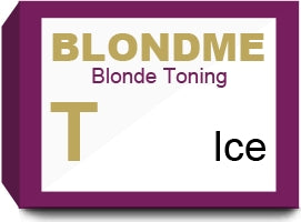 BLONDME  -  Blonde Toning  -  Ice