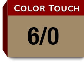 Color Touch Pure Naturals 6/0