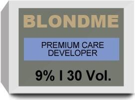 BLONDME Premium Care Developer 9% 30 Vol