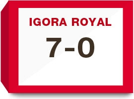 Igora Royal  7-0