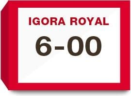 Igora Royal  6-00