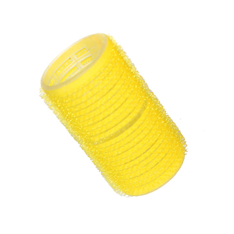 HairTools - Cling Rollers Yellow 32mm