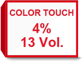 Color Touch Developer 4% 13 Vol (1000ml)