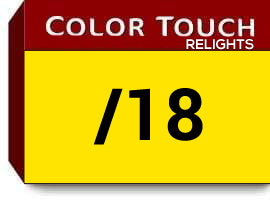 Wella  Color Touch Relights /18 60ml