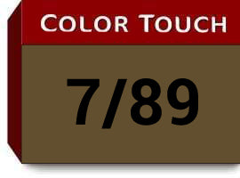 Color Touch Rich Naturals 7/89