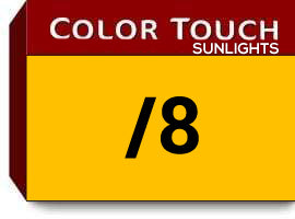 WELLA Color Touch Sunlights /8 (60ml)