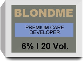 BLONDME Premium Care Developer 6% 20 Vol