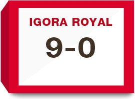 Igora Royal  9-0