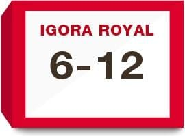 Igora Royal  6-12