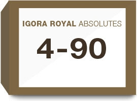 Igora Absolutes  4-90