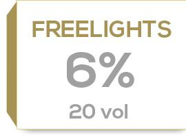 Freelights 6% Developer 20 Vol