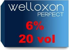 Welloxon Perfect Developer 6% 20 Vol (1000ml)