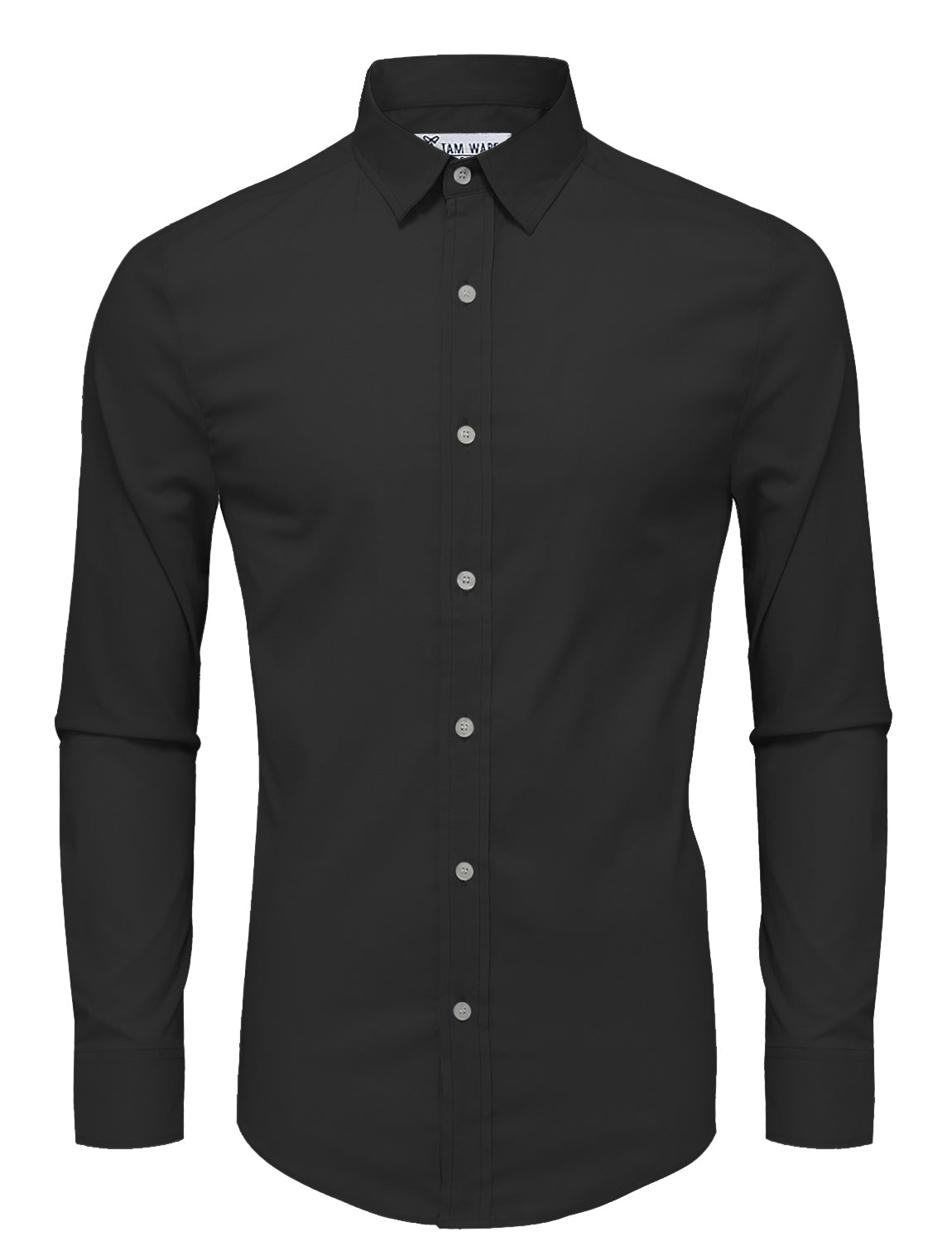 Sleeve Long black dress shirt pictures