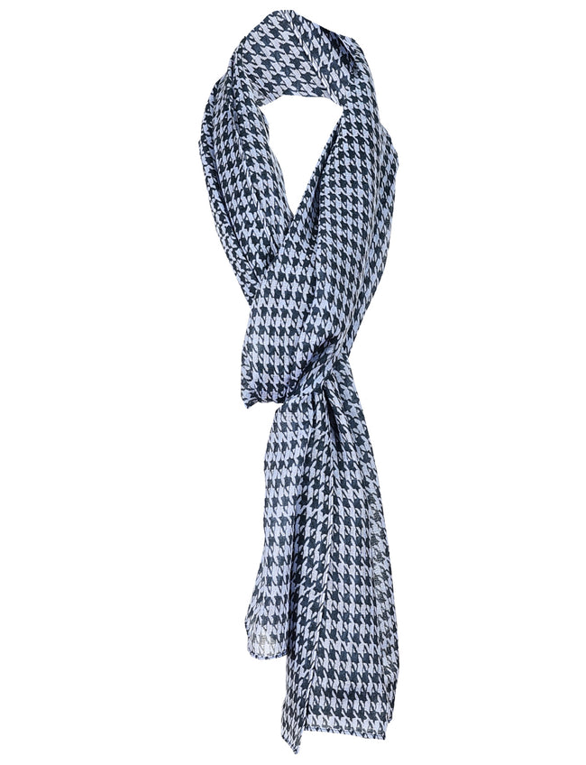 TAM WARE Women's Classy Printed Soft Scarf