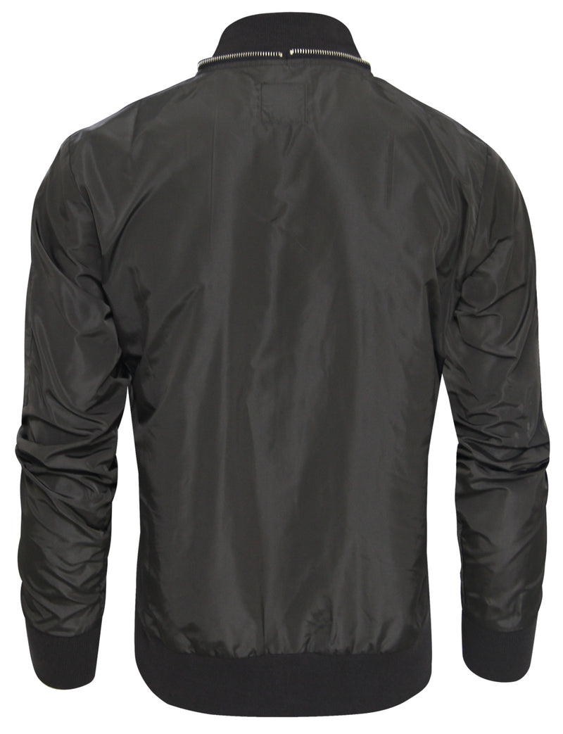 TAM WARE Men's Front Zip Lightweight Windbreaker Jacket