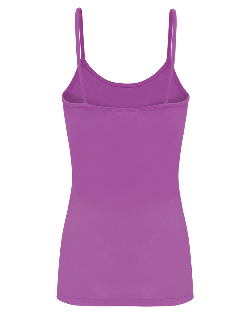 TAM WARE Women's Cotton Round Neck Tank