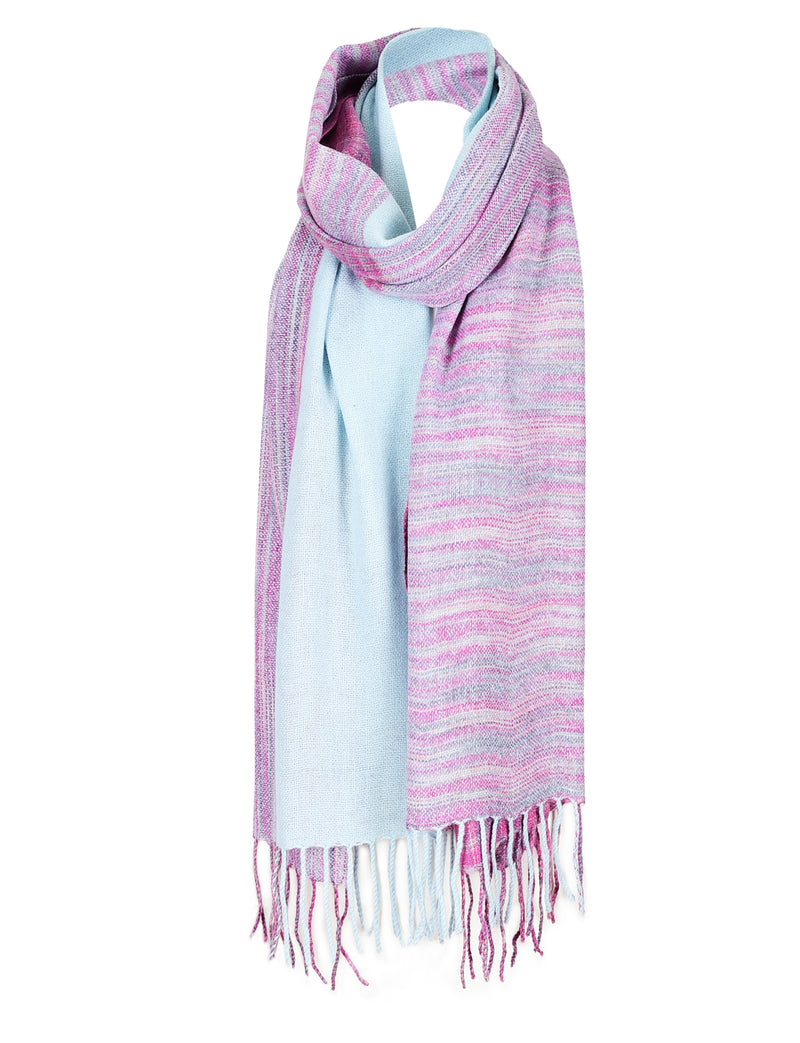 TAM WARE Women's Multiple Colors Printed Soft Scarf