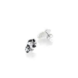 Fragment Earrings small - sterling silver - Collectors Items Jewelry
