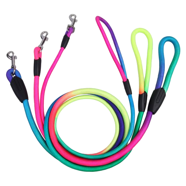 Nylon Pet Dog Leashes Traction Rope