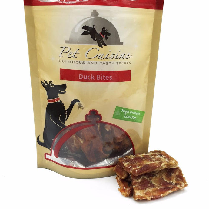 Duck Bites Dog Treats (2 Pack)