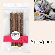Natural Matatabi Cat Chews