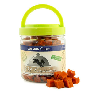 Salmon Puppy Chew Treats