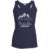Trails Await Technical Tanktop