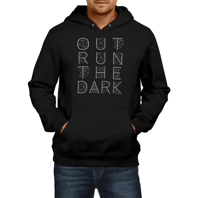 Outrun Complexity Hoodie