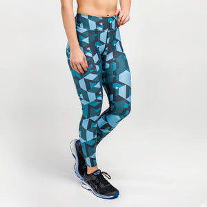 Outrun Shapes High Leggings