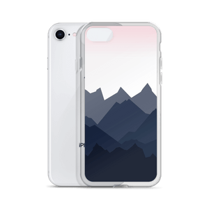 Outrun the night iPhone Case