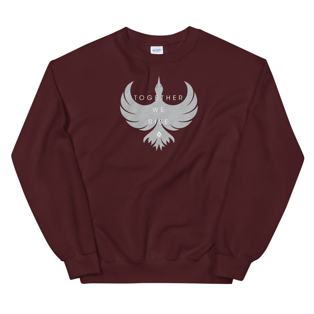 Phoenix White Men's Sweatshirt