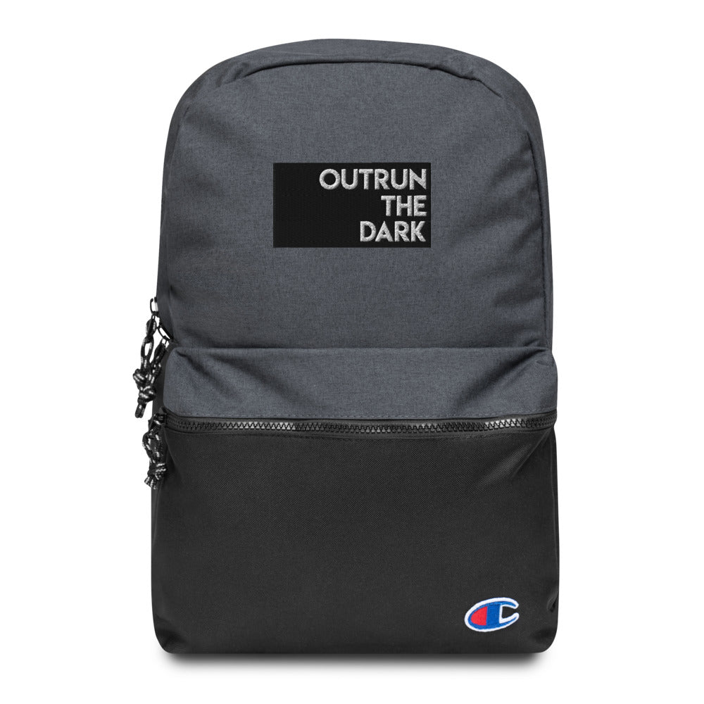 Outrun x Champion Backpack