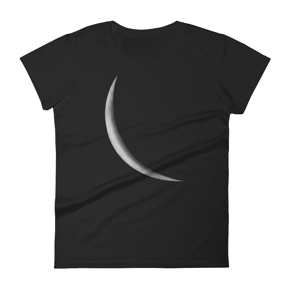New Moon Womens Tee