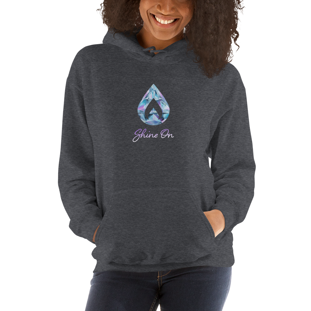 Shine On Women's Hoodie