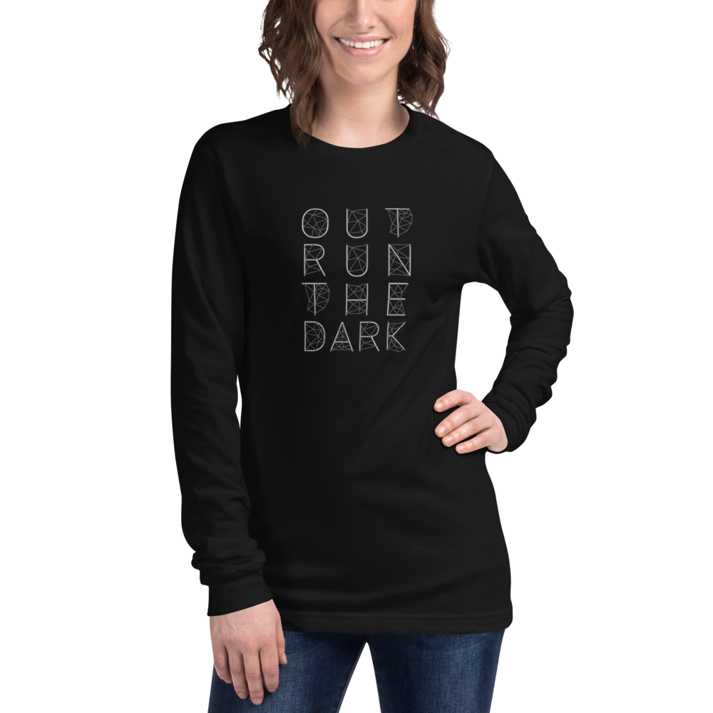 Outrun Complexity Longsleeve