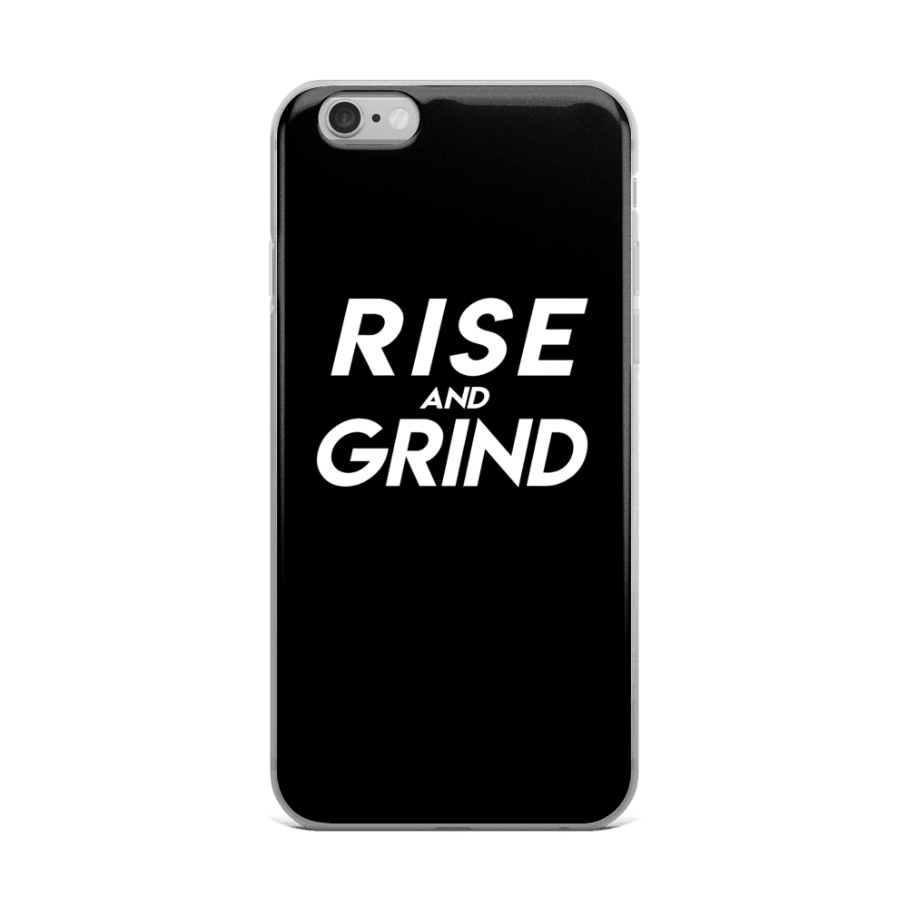 Hustler's Anthem iPhone case