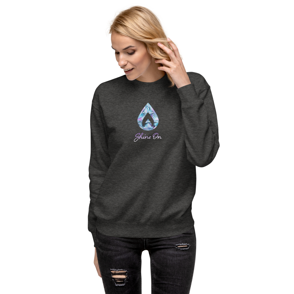 Shine On Women's Sweatshirt